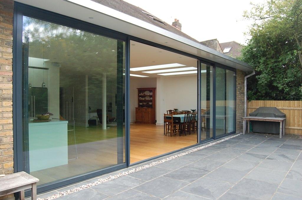 full width rear extension kate stoddart architect