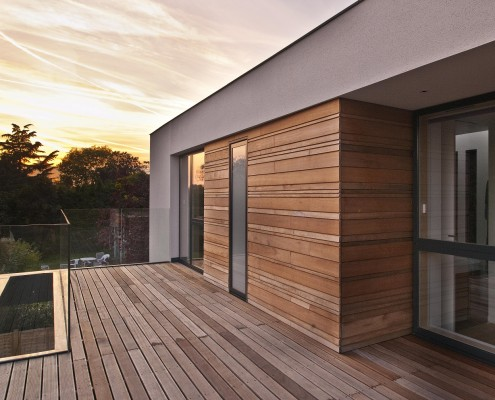 Contemporary House Kate Stoddart Architect