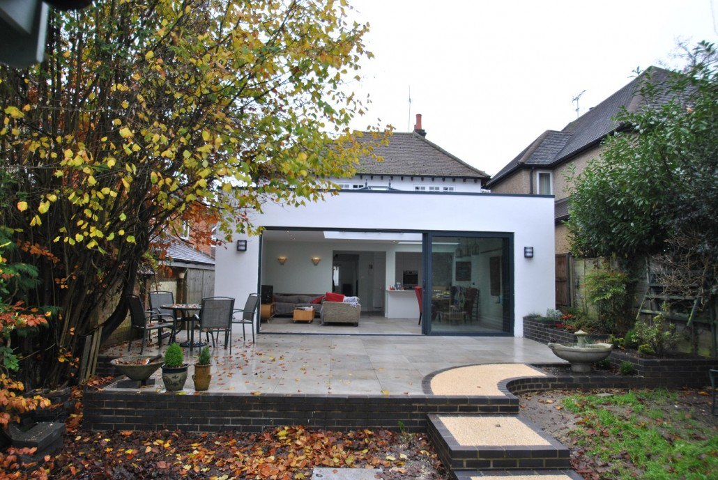 Farnham Rear Extension Kate Stoddart Architect
