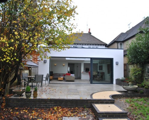Farnham rear extension