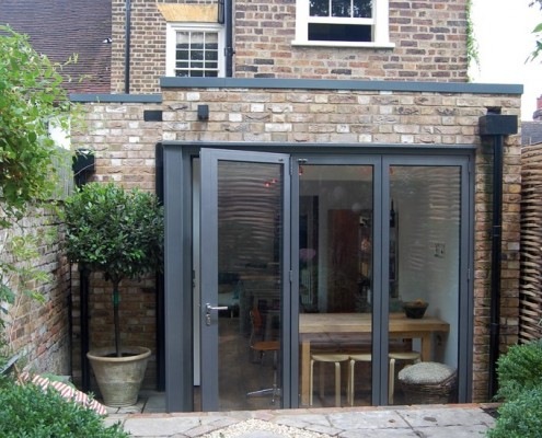 Victorian terrace kitchen extension kate stoddart architect for Traditional kitchen extensions