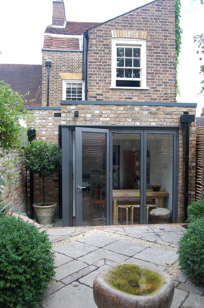 victorian terrace kitchen extension kate stoddart architect