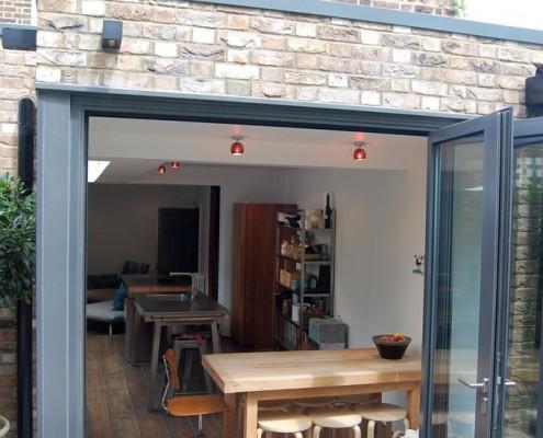 Victorian terrace kitchen extension kate stoddart architect for Terrace kitchen priyanka