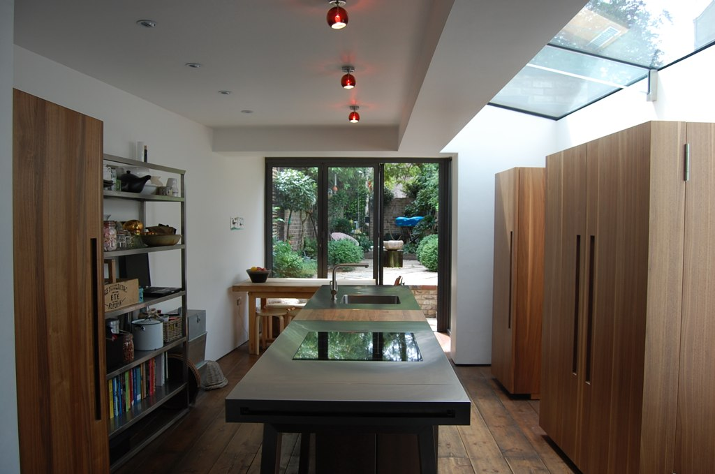 Victorian terrace kitchen extension kate stoddart architect for Terrace kitchen design